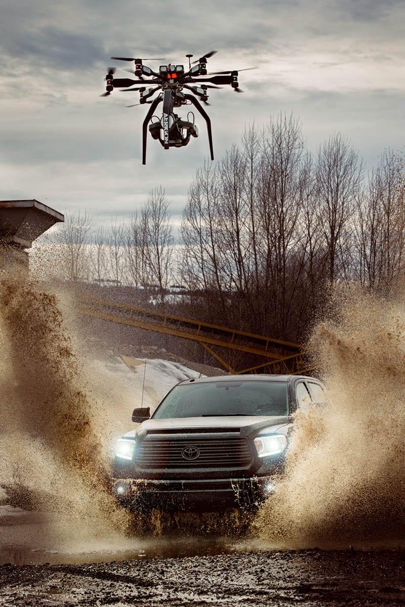 AERIGON drone Phantom Flex 4K