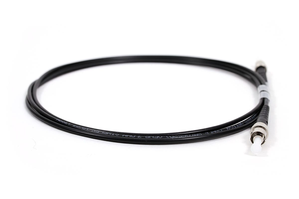 Accessories to NEWTON stabilized remote camera head - Fiber patch cable