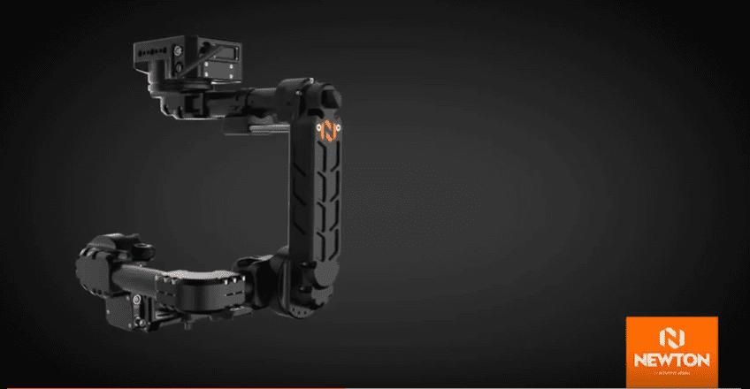 (SWE) Intuitive Aerial presenterar ny Newton-produkt på filmmässan CineGear Expo 2017 i Paramount Studios, Los Angeles
