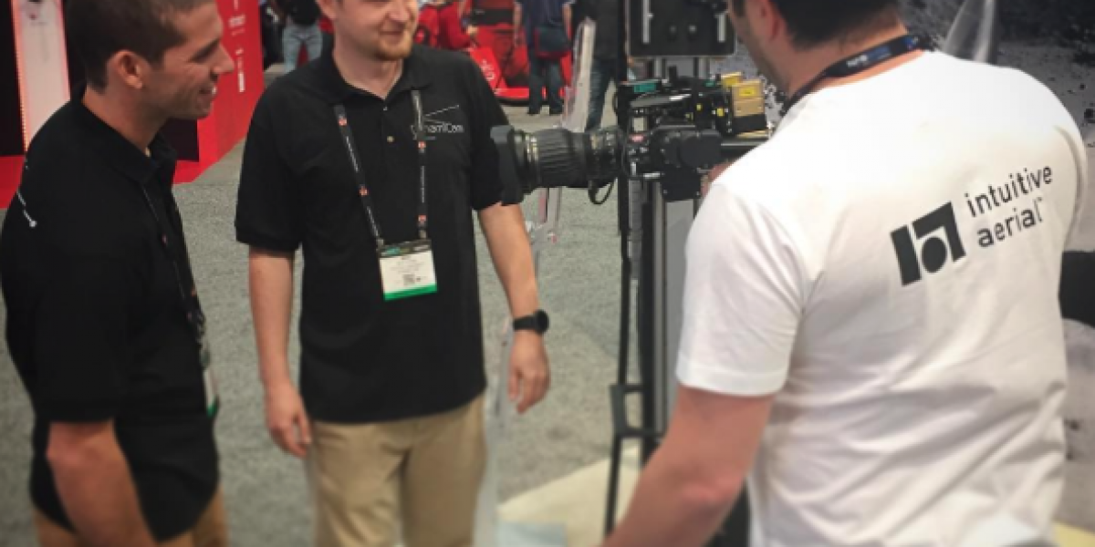 Intuitive Aerial at NAB2017