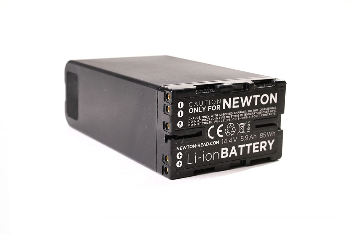 battery for NEWTON stabilized remote head